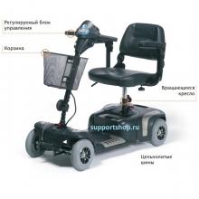 Кресло-коляска скутер электрическая для инвалидов Vermeiren Venus 4