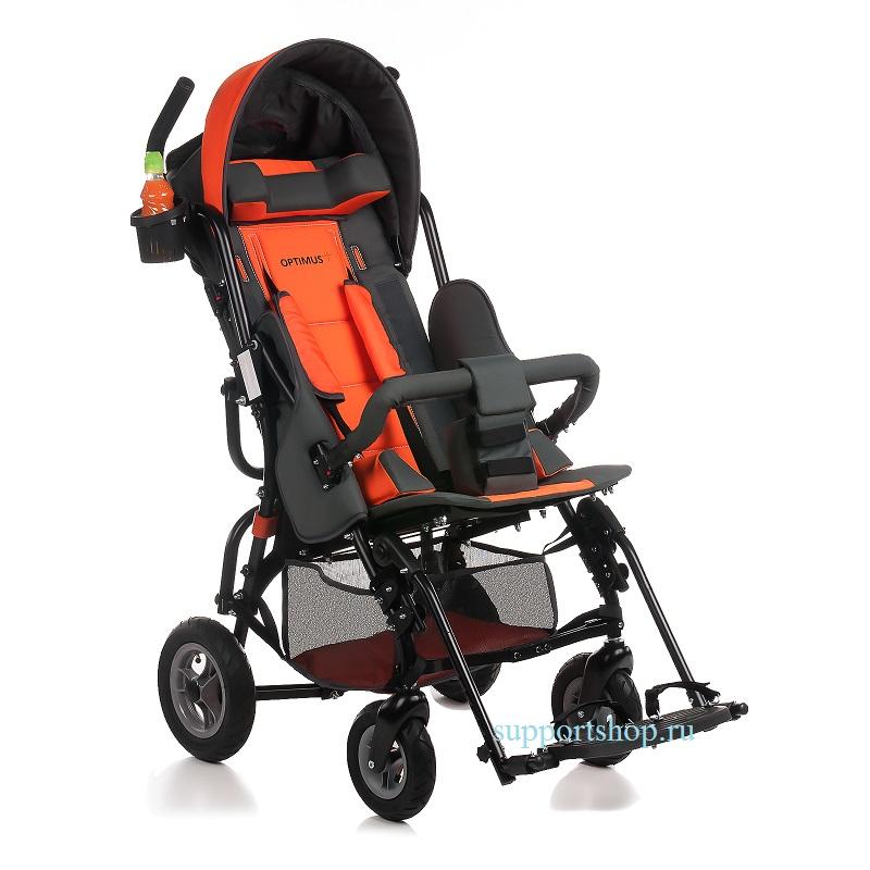 Детская инвалидная кресло-коляска ДЦП  Optimus+ (Umbrella 2) VITEA CARE