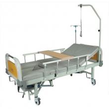 Медицинские кровати с санитарным оснащением