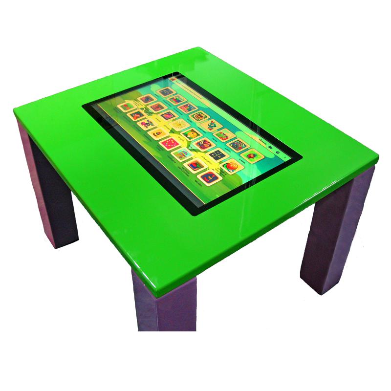 Интерактивные сенсорные столы