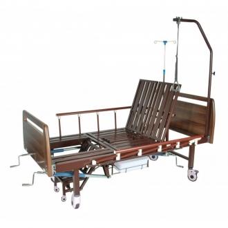 Кровать с функцией переворачивания больного, туалетом, кардиокреслом DHC FF-2