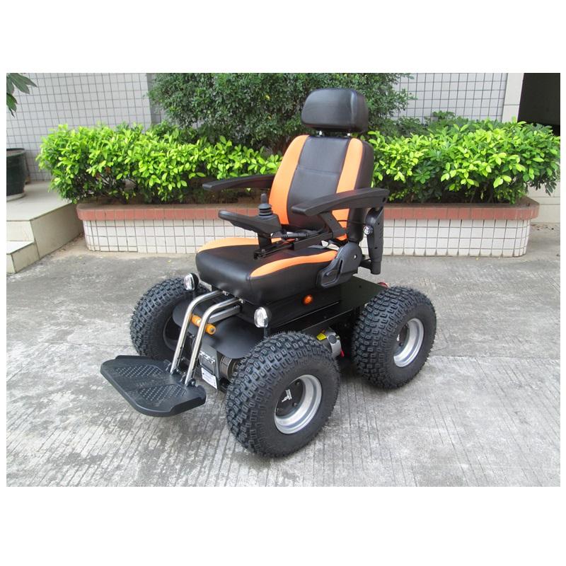 Кресло-коляска с электроприводом Observer Оптимус OB-EW-011