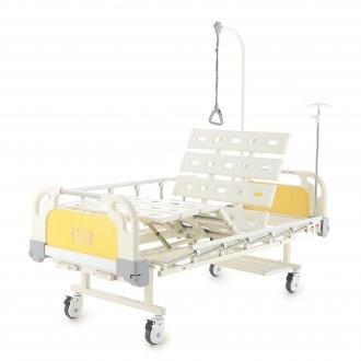 Кровать механическая Мед-Мос Е-9 (MМ-2014Д-03) (2 функции)