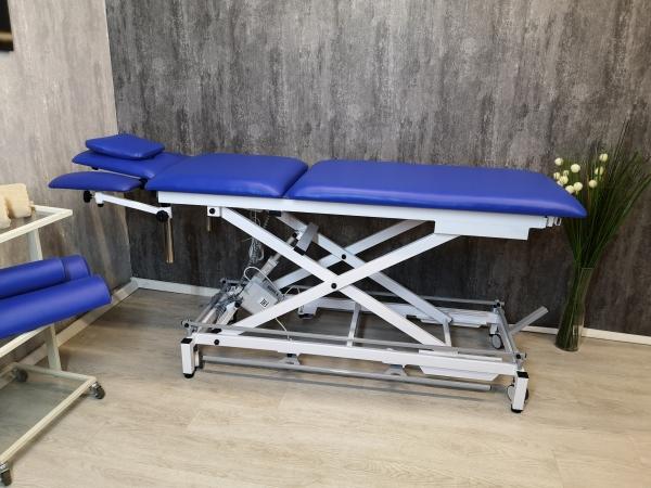 Массажный стол с двумя электроприводами Х223