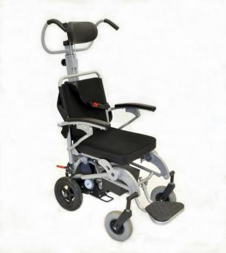 Кресло-коляска с интегрированным лестничным подъёмником ЛАМА