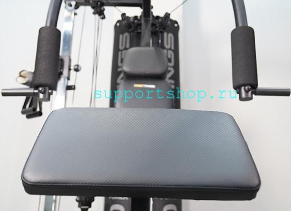Ходунки Реботек Плуто детские с сиденьем и передними стопорами 2 размера