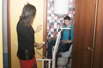 Подъёмник для инвалидов в туалет