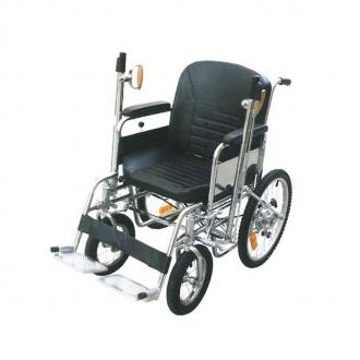 Кресло-коляска инвалидная с ручным рычажным приводом Titan (Титан) LY-250-990