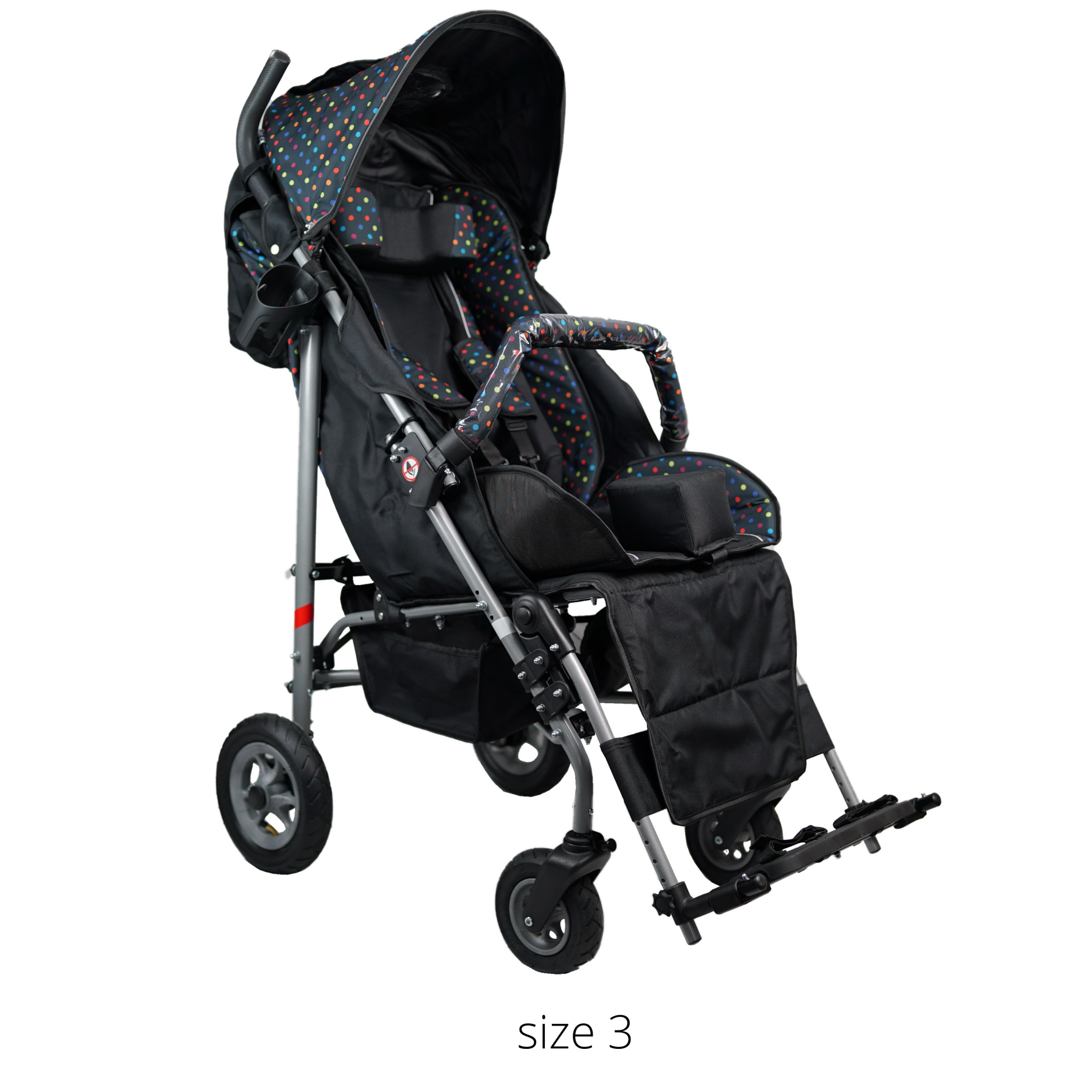 Кресло-коляска для детей с ДЦП VITEA CARE UMBRELLA VCG0C (DRVG0C) размер 3