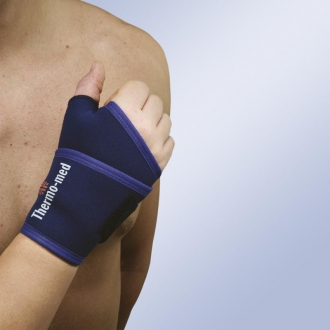 Бандаж на лучезапястный сустав и большой палец из неопрена Orliman 4607