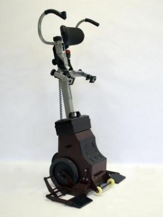 Подъёмник лестничный универсальный мобильный ПУМА-УНИ-160