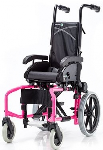 Кресло-коляска инвалидная с принадлежностями, вариант исполнения Titan (Титан) LY-710-BS