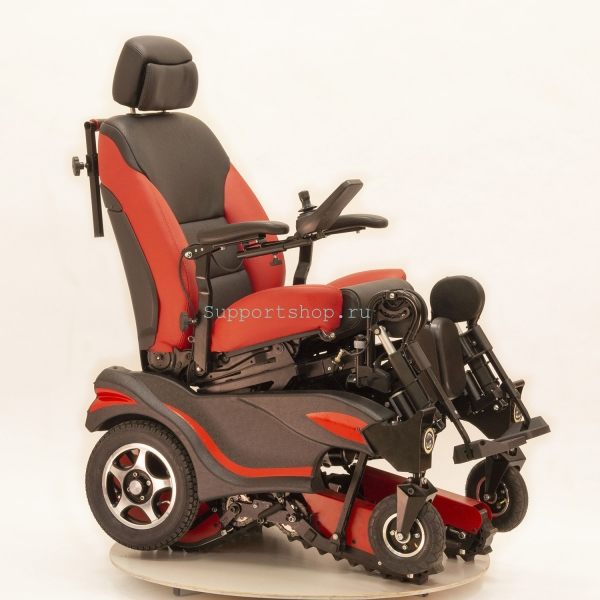 Электроколяска ступенькоход Caterwil GTS5 Lux