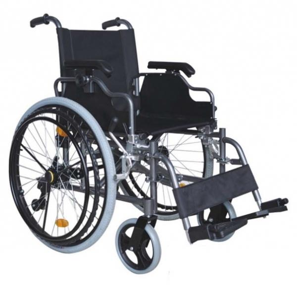 Инвалидная коляска для управления одной рукой Titan LY-710-0956-H