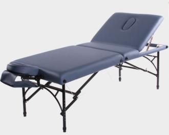 Складной массажный стол Vision Apollo Deluxe (БОРДО)