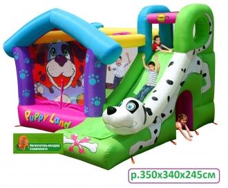 Детский надувной Игровой центр Далматинец HAPPY HOP 9109