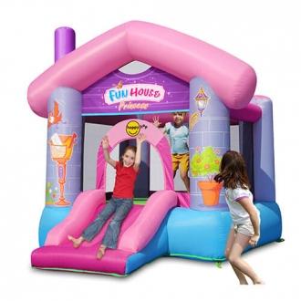 Детский надувной Батут Дом принцессы HAPPY HOP 9215P