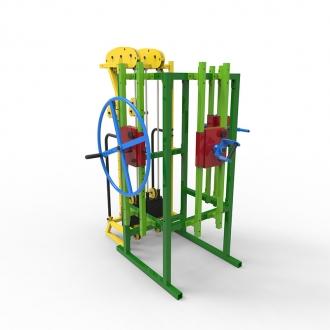 Тренажерный комплекс для разработки верхних конечностей