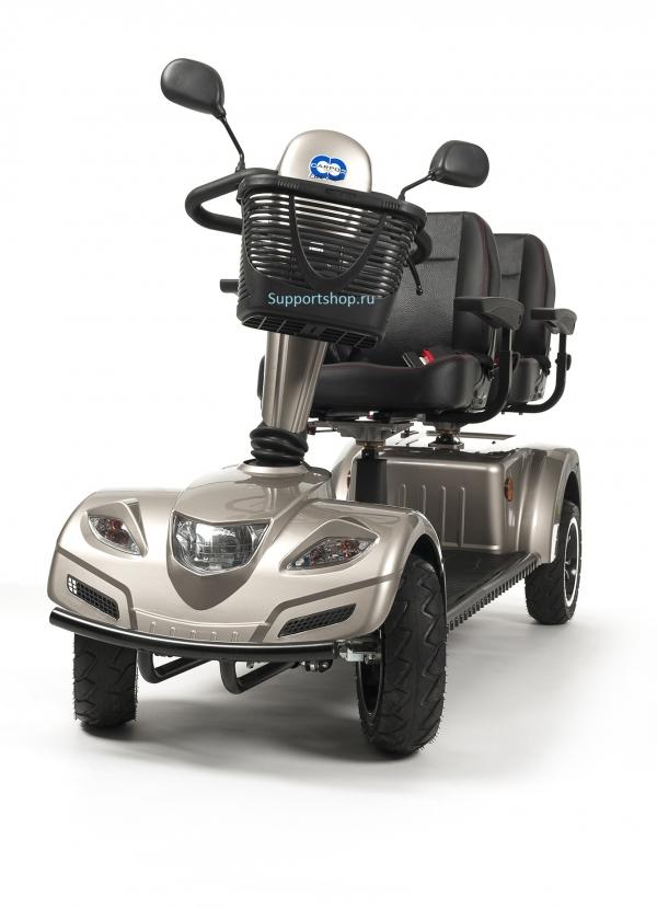 Электрическое кресло-коляска (скутер) Vermeiren Limo