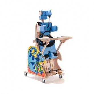Вертикализатор Дино для детей ДЦП и детей инвалидов (вертикализатор многофункциональный для детей, модель RAINBOW)