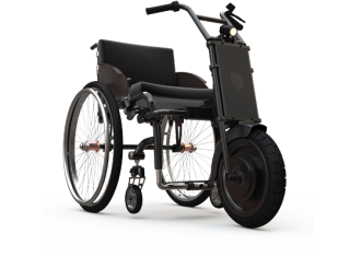 Электроприставка для инвалидной коляски UNAwheel Maxi 14