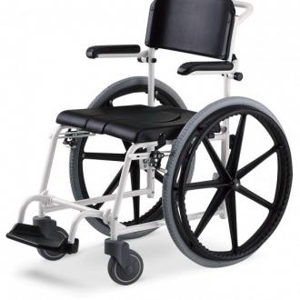 Кресло-коляска с санитарным оснащением Meyra McWet