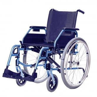 Инвалидное кресло-коляска с облегченной прочной рамой ТМ-50-24