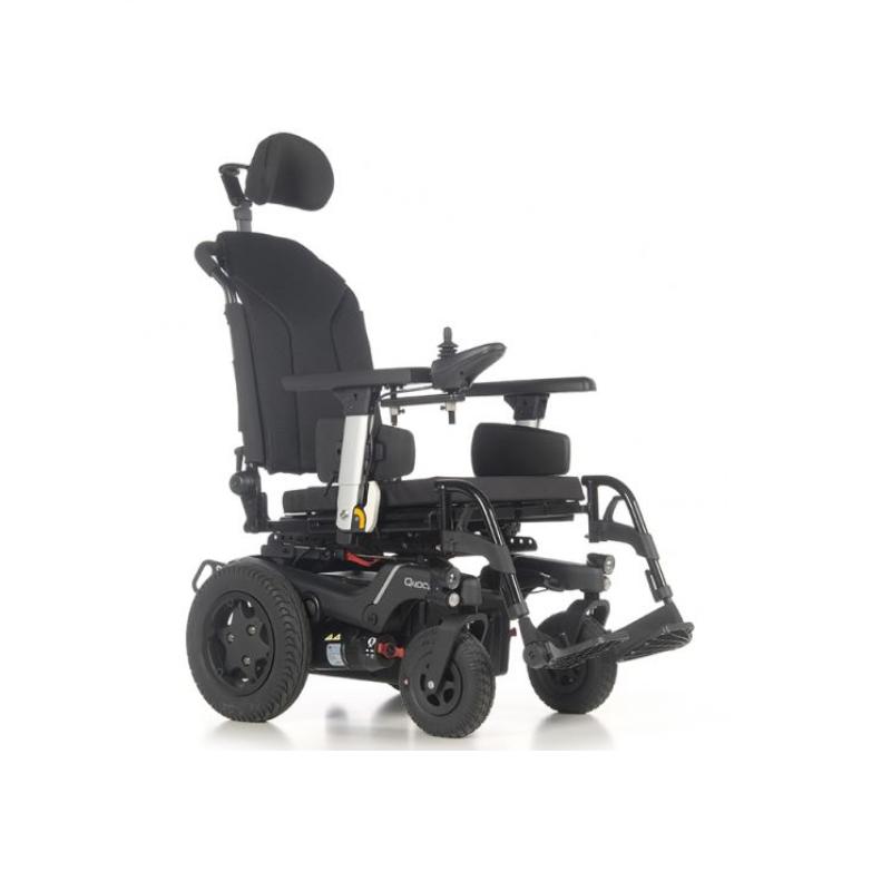 Кресло-коляска с электроприводом QUICKIE Sunrise Q400 R SEDEO LITE