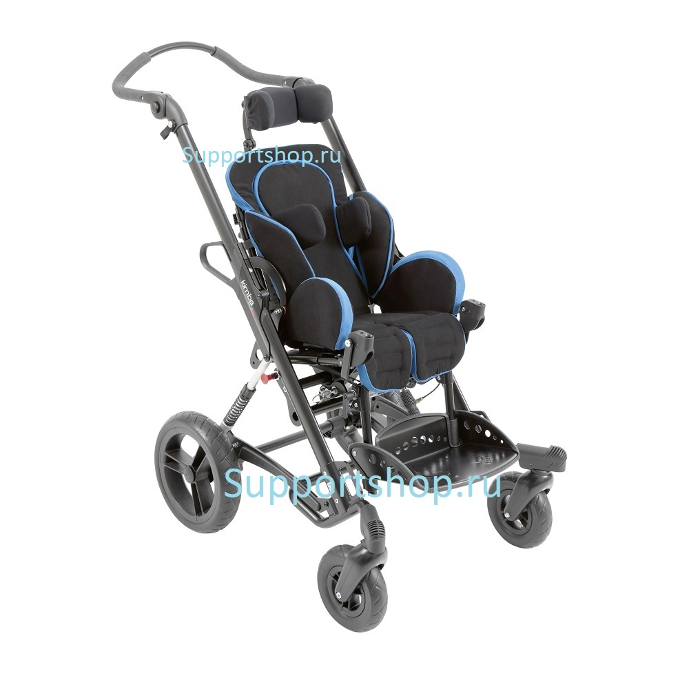 Кресло-коляска для детей с ДЦП Otto Bock Кимба Нео (трехсекционный подголовник)