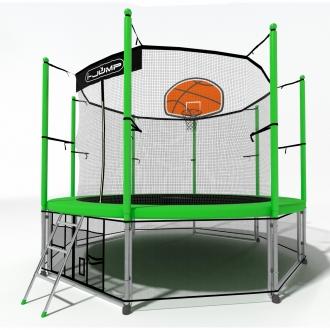Батут I-Jump Basket 12FT Green