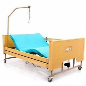 Кровать электрическая медицинская MET Largo ширина ложа 120 см