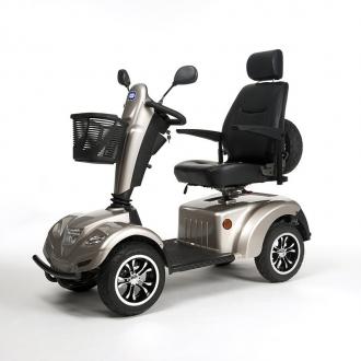 Электрическая инвалидная кресло-коляска (скутер) Vermeiren Carpo 2 Sport
