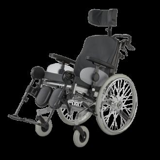 Многофункциональная инвалидная кресло-коляска модель 9.073 SOLERO