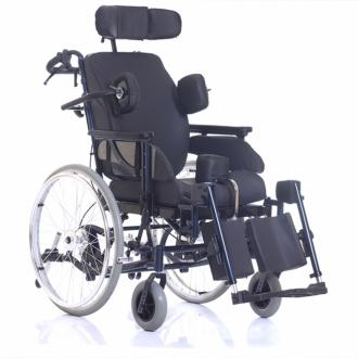 Многофункциональная инвалидная кресло-коляска ORTONICA DELUX 580 с большим количеством поддерживающих опций