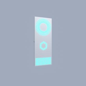 Автомобильный рециркулятор PТ-019 Автопурж 1 (Белый, Черный)