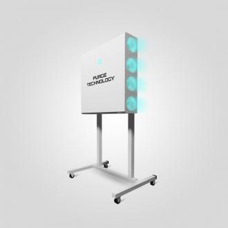 Рециркулятор Purge Technology 008 Квадро (Белый, Черный)