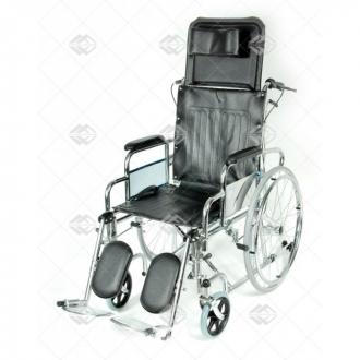 Многофункциональная кресло-коляска с высокой спинкой FS954GC