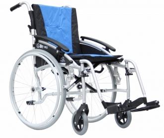 Облегчённая кресло-коляска с ручным приводом Excel G-Lite Pro 24