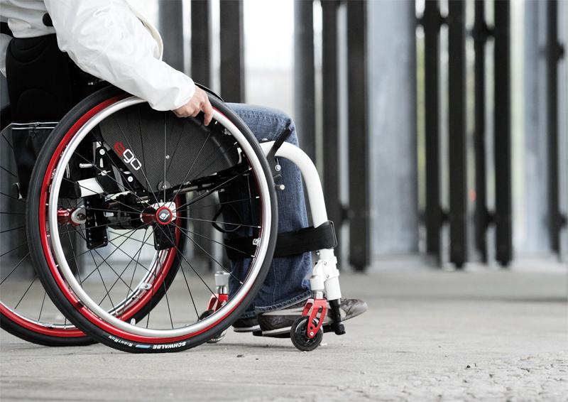 Кресло-коляска активного типа Progeo Ego