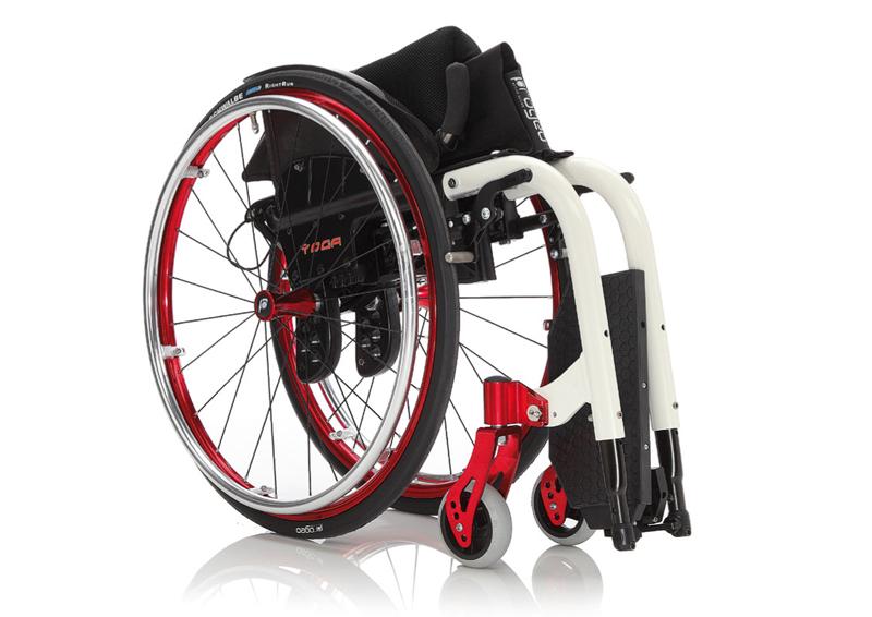 Кресло-коляска активного типа Progeo Yoga