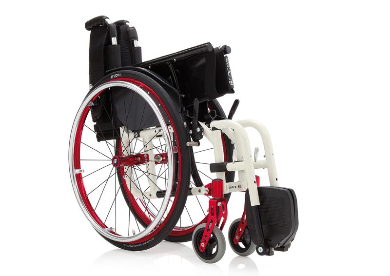 Кресло-коляска активного типа Progeo Exelle Vario