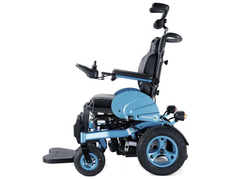 Кресло-коляска инвалидная электрическая Titan Deutschland LY-EB103-240 Angel