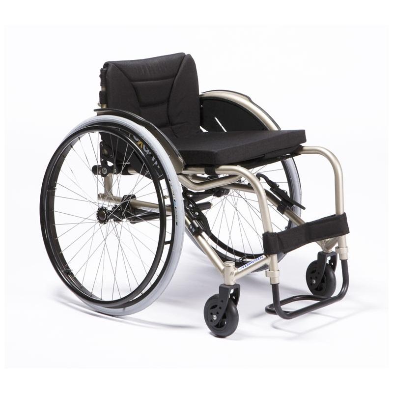 Активная инвалидная кресло-коляска механическая детская Vermeiren Sagitta Kids