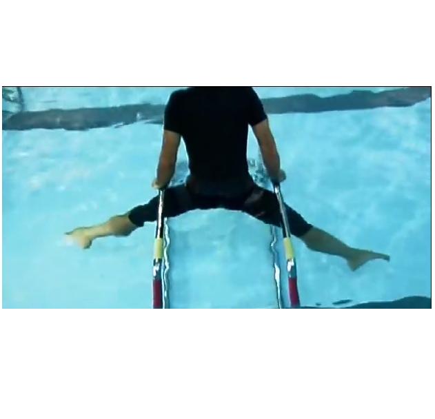 Брусья для бассейна