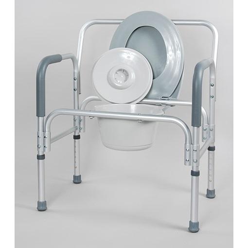 Кресло-туалет для полных людей 10589