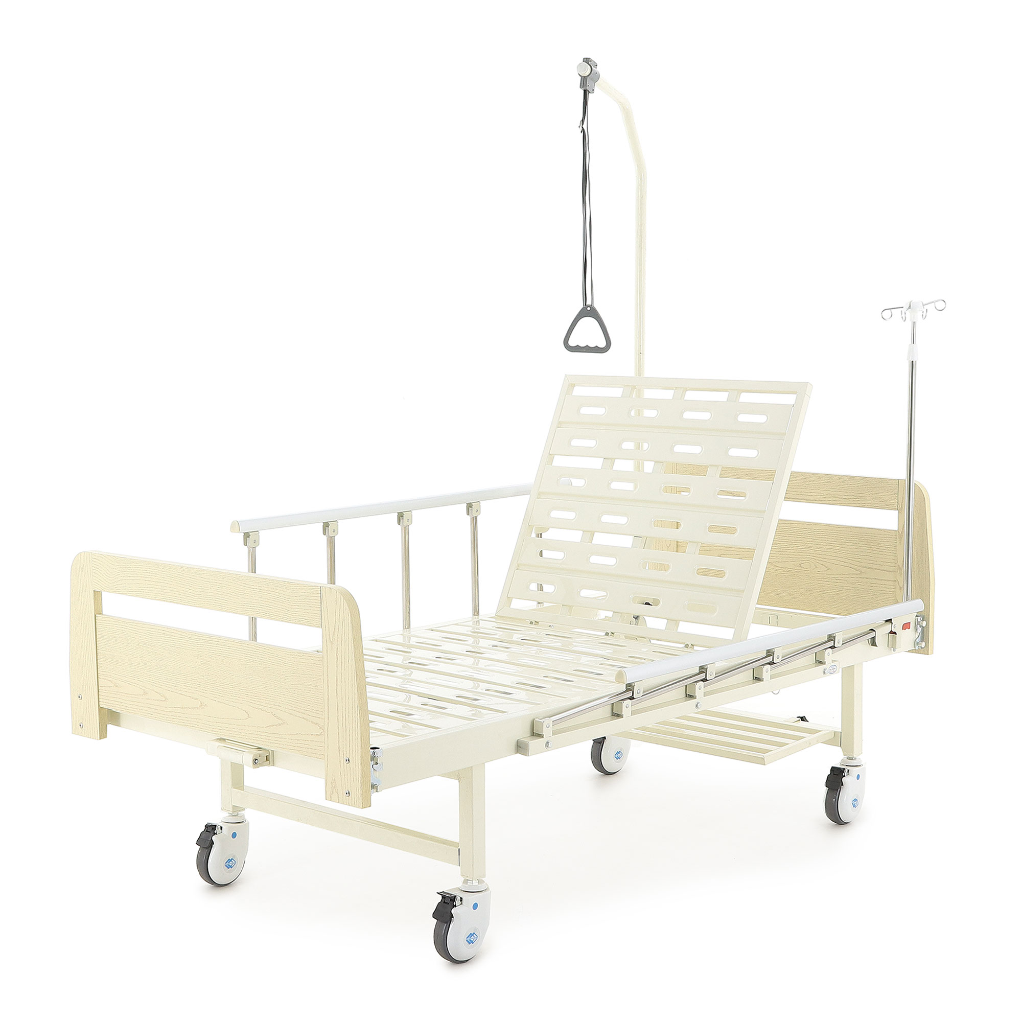 Кровать механическая Мед-Мос E-17B (ММ-1024Д-00) ЛДСП (1 функция)