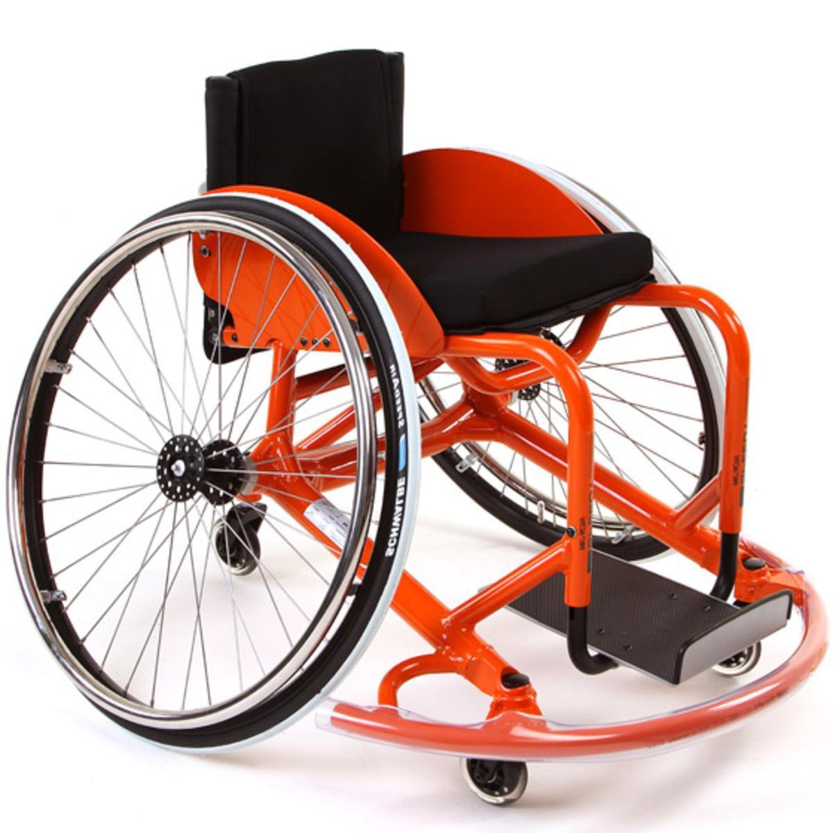 Кресло-коляска для спорта ProActiv SPEEDY 4basket