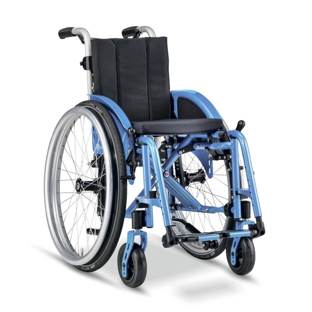 Детское кресло-коляска активного типа Berollka Junior2 Ar
