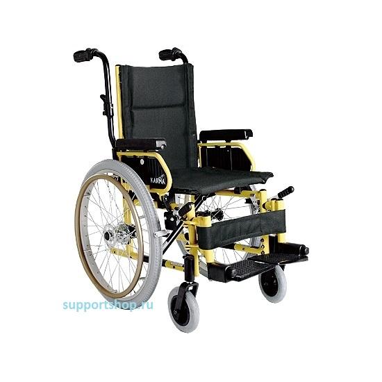 Инвалидная кресло-коляска Ergo 752