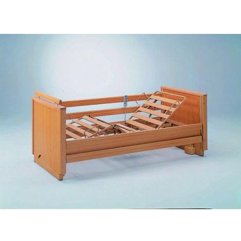 Кровать функциональная четырехсекционная с электроприводом Royal